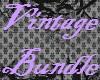 Vintage Violets Bundle