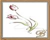 DECOR*FLOWERS PASTEL *R*