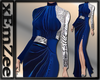 MZ - Seria Gown Blue