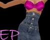 Pink Bra Skirt