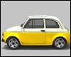 Canary Vintage Car