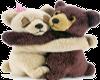 Huggable bears