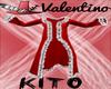 Valentino Coat Open