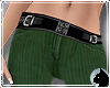 !Cord Jeans Moss green