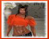 Raped Shirt Orange