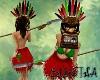 )S( Tiki Tribe F