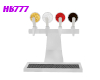 HB777 GW Bar Taps