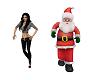 Dancing With Santa