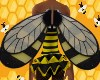 Bee Costume Wings