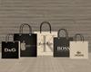 [iK] Shopping Bags