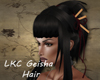 LKC Geisha Hair