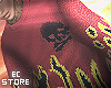 flame knit sweater