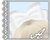 Crystal Dream Bow~ White