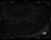\/ Black Victorian Rug