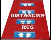 DISTANCING RUNNER RUG