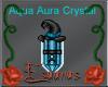 Witches Aqua Aura Badge
