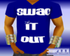[BW]-Swag out tee