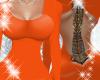 Backless Orange (D)