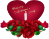 Valentines Heart'n'Roses