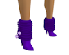 Purple Boots 2