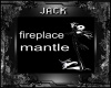 Jack Fireplace Mantle
