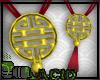Sirus Kitsune Medallion