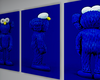 Kaws transition art