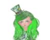 St.Paddy Hat Stitch(kid)