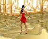 Laure's salsa dress