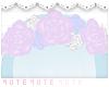 """Q"" Pastelic Flowers"