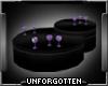 UF Orbit Table/Glasses