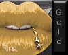 Pouty Ring Gold