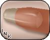 I| Natural Nails Caramel