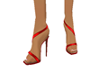 *CV* red dressy shoes*