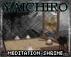 Meditation Shrine
