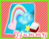 [Y]Rbw Anim.BeachTowel
