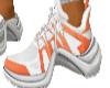 Peach Shoe