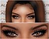 Amber Charcoal Mesh Eyes