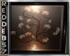 Wall Vine Art 3D Light