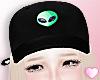 ❤ Alien Cap
