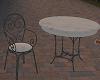 Bistro Table Set