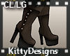 *KD CL/LG  peasant boots