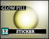 (AS) Glow Pill - Yellow3