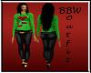 BBW Green Hearts Desire
