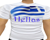 HELLAS GREEK T-SHIRT TOP