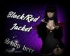 Black Red Jacket