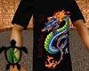 K Dragon Tattoo Tee