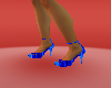 cool l.b. blue heelshoes