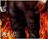 Wax/Leather Pants