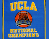 UCLA Basketball Banner